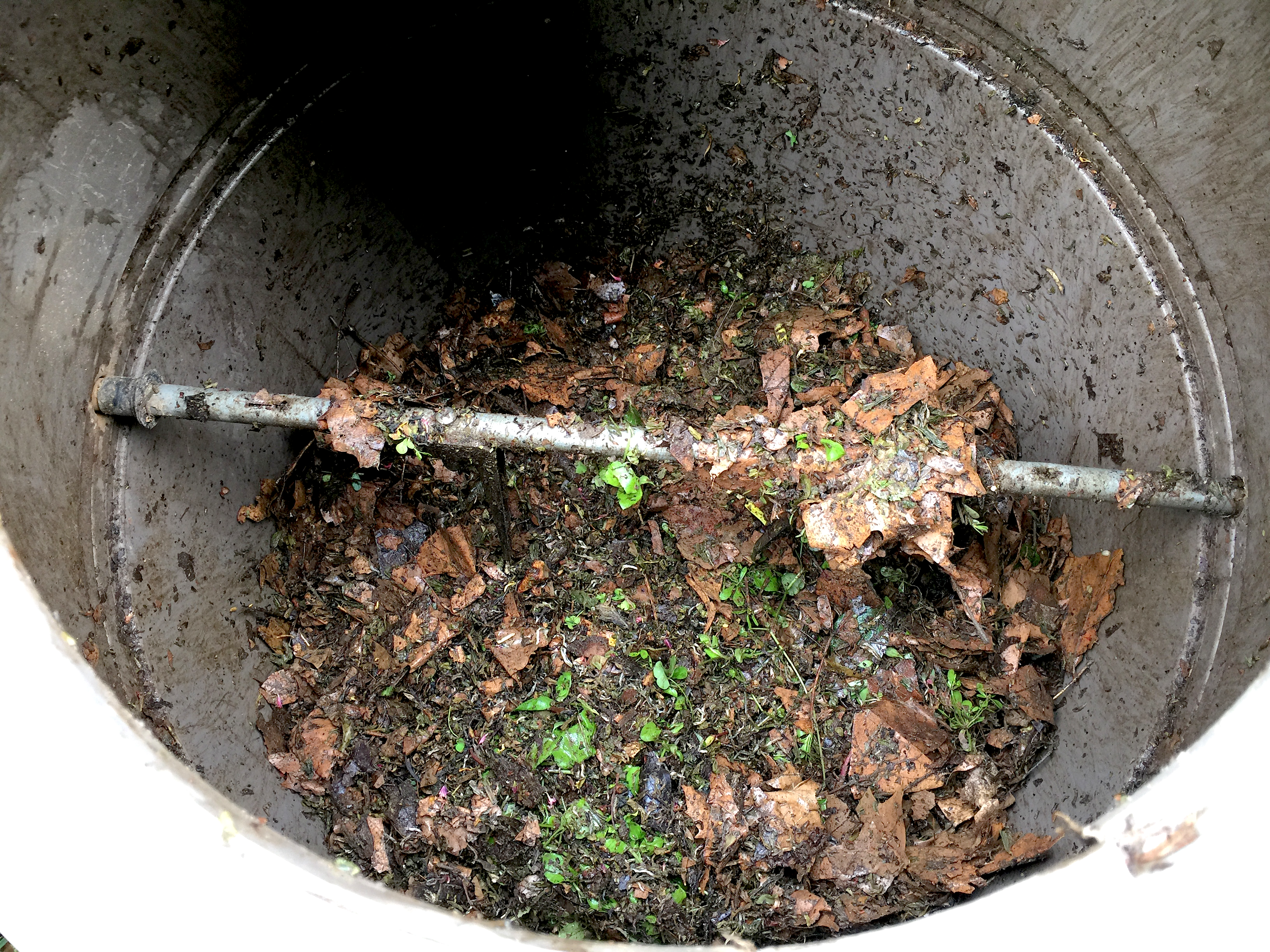 Compost Barrel by Jocilyn Mors is licensed under a Creative Commons Attribution 4.0 International License.