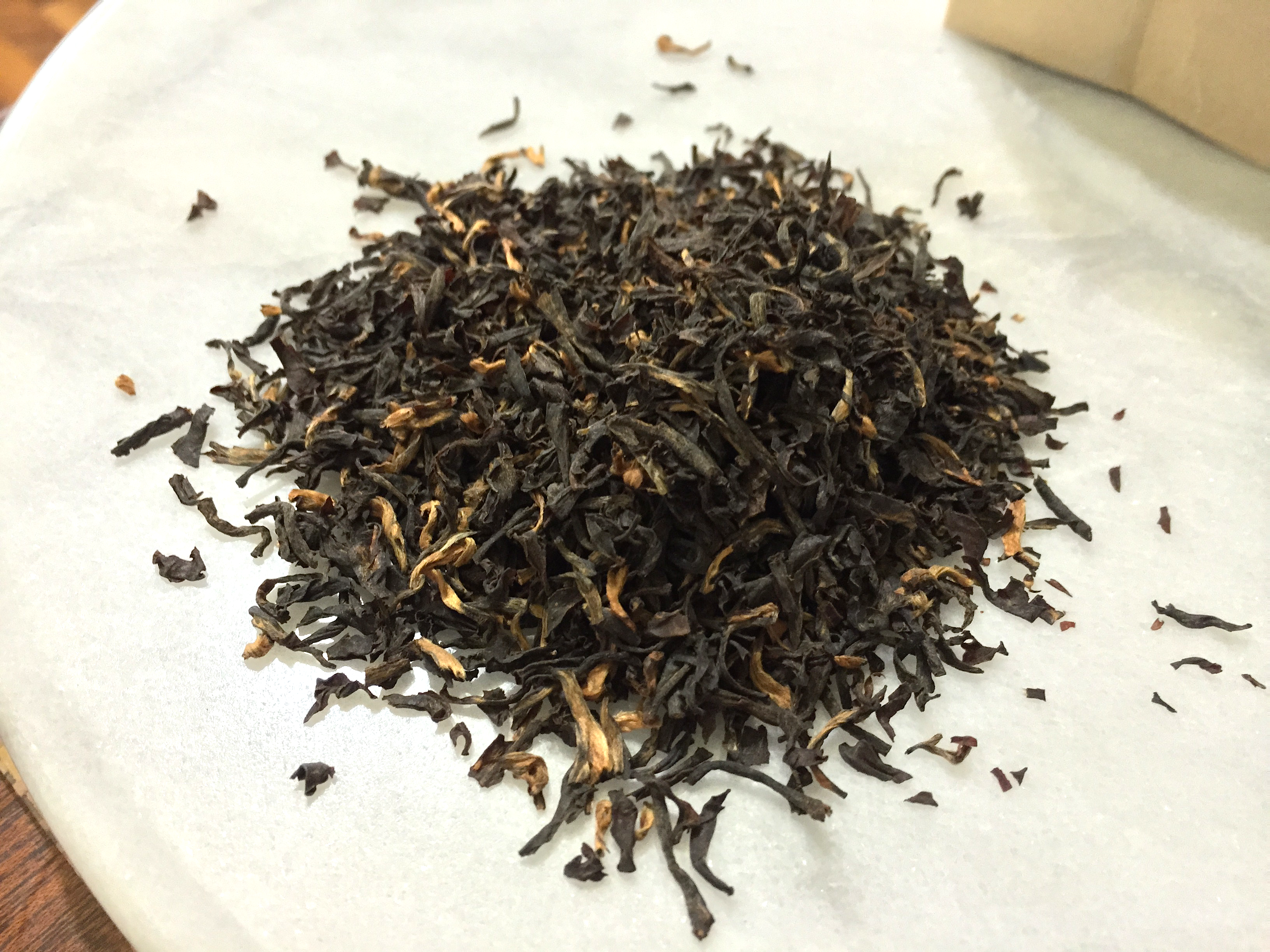 Mangalam Assam Super Premium Loose Leaf by Jocilyn Mors is licensed under a Creative Commons Attribution 4.0 International License.