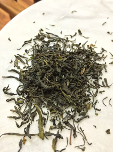 Five Peaks Green Dew (Arrbor Teas): loose leaf by Jocilyn Mors is licensed under a Creative Commons Attribution-ShareAlike 4.0 International License.