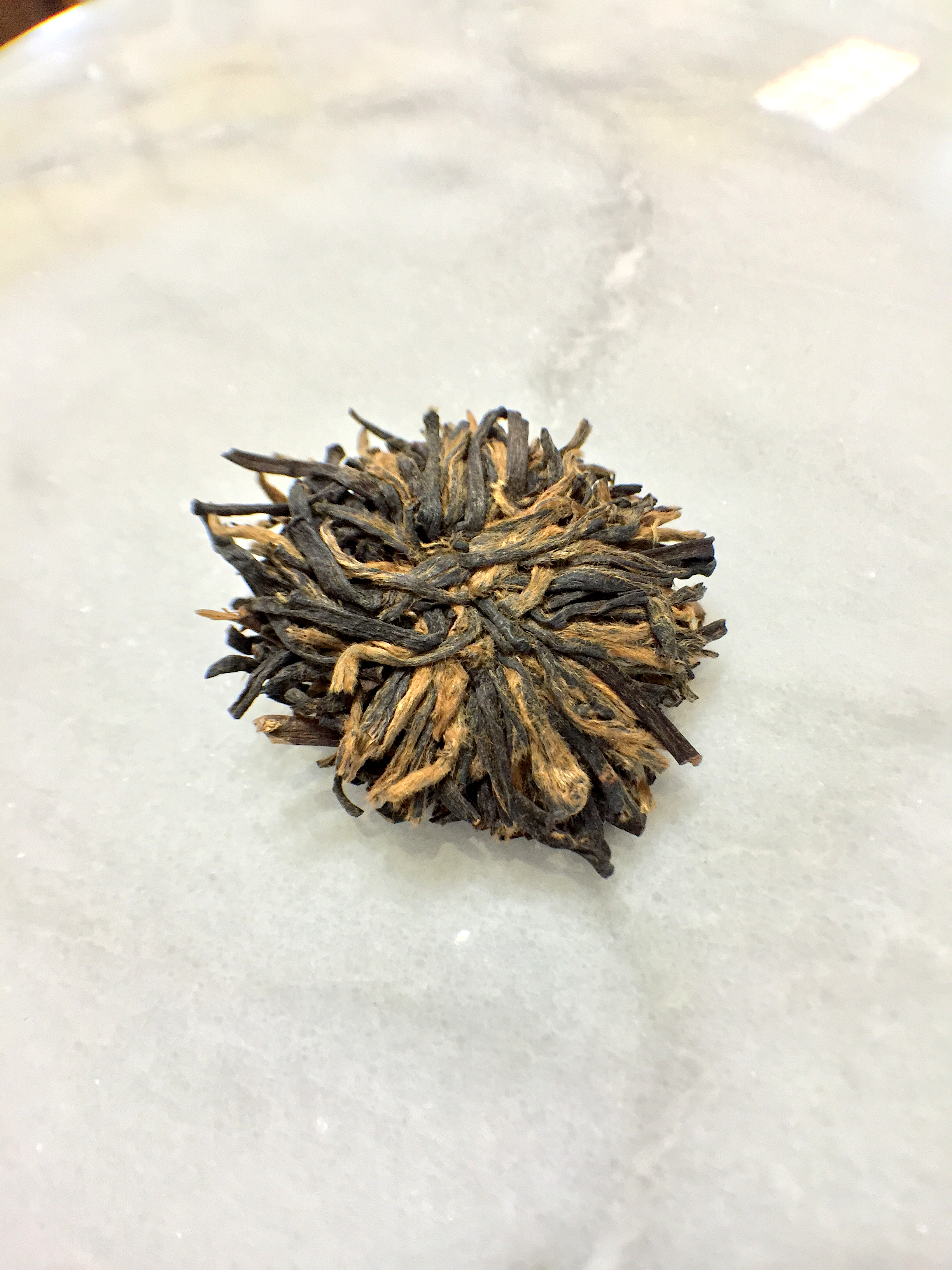 Black Peony (Art of Tea): loose leaf by Jocilyn Mors is licensed under a Creative Commons Attribution-ShareAlike 4.0 International License.