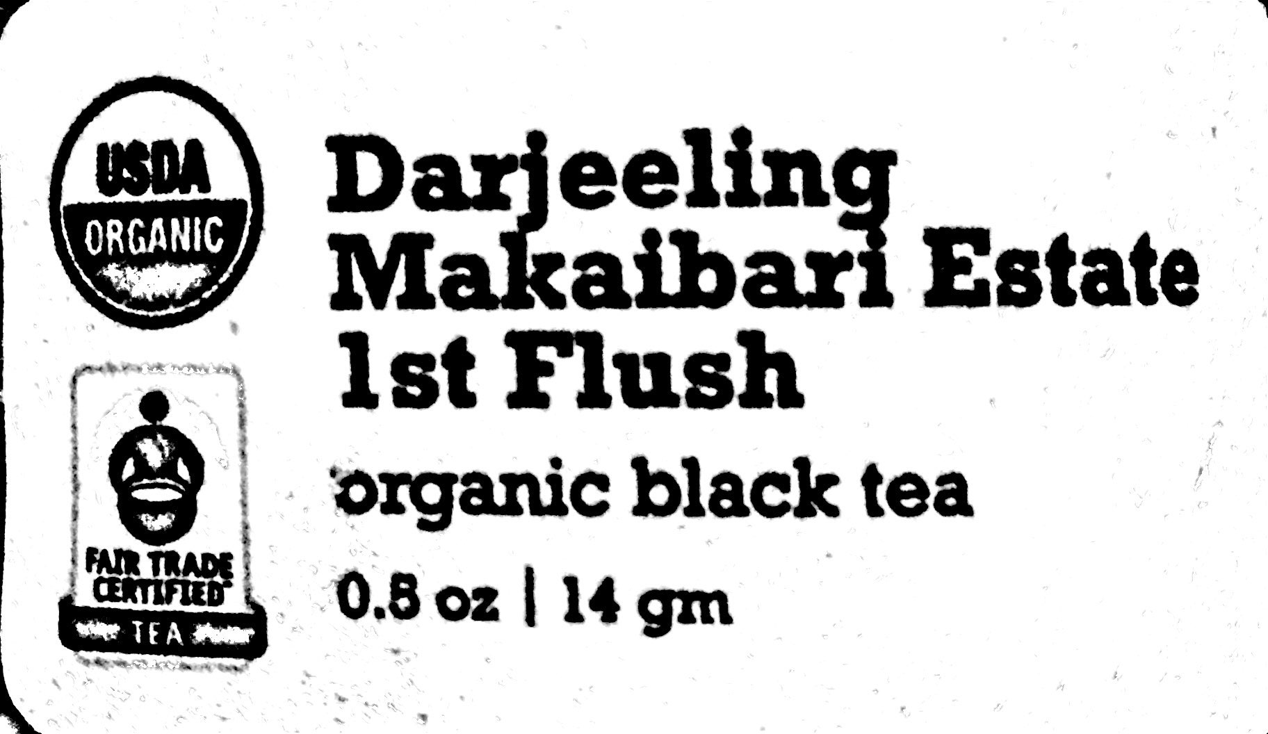 Arbor Teas Incursion January 2016: Darjeeling Makaibari Estate 1st Flush by Jocilyn Mors is licensed under a Creative Commons Attribution-ShareAlike 4.0 International License.