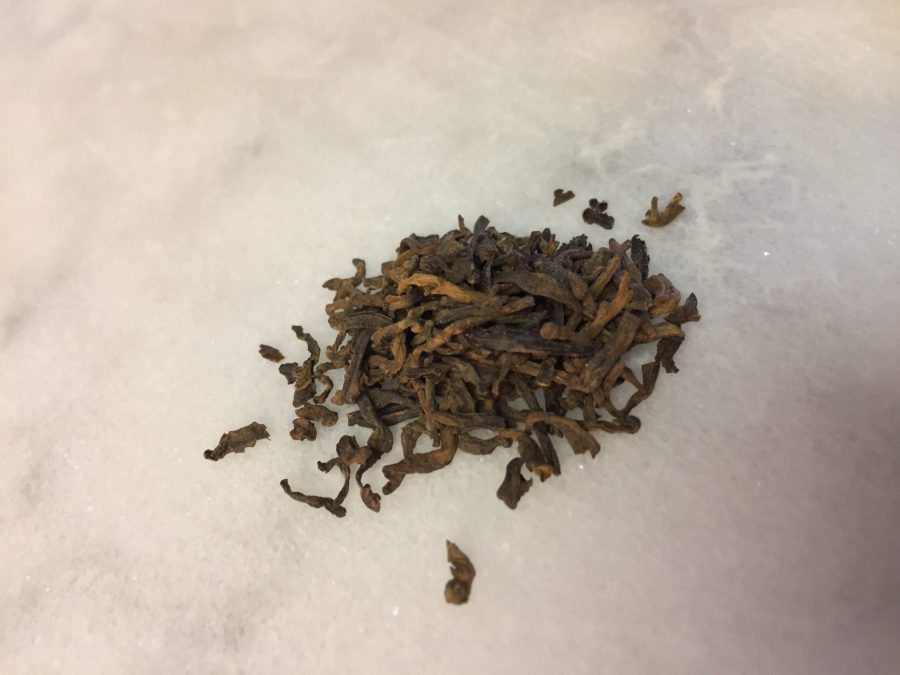 Image of China Aged Pu-Erh Celestial Tribute (Upton) ~ loose leaf by Jocilyn Mors is licensed under a Creative Commons Attribution-NonCommercial-ShareAlike 4.0 International License.
