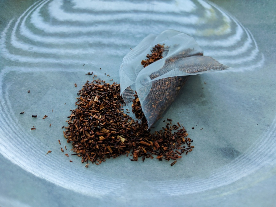 Photograph of Vanilla Rooibos (Adagio) ~ CTC by Jocilyn Mors is licensed under a Creative Commons Attribution-NonCommercial-ShareAlike 4.0 International License.