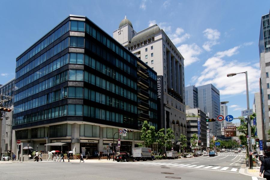 Suntory HQ, Osaka