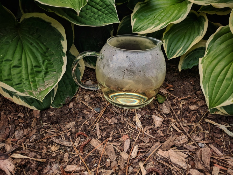 Hawaii Premium Green (Arbor) ~ liquorC by Jocilyn Mors is licensed under a Creative Commons Attribution-NonCommercial-ShareAlike 4.0 International License.